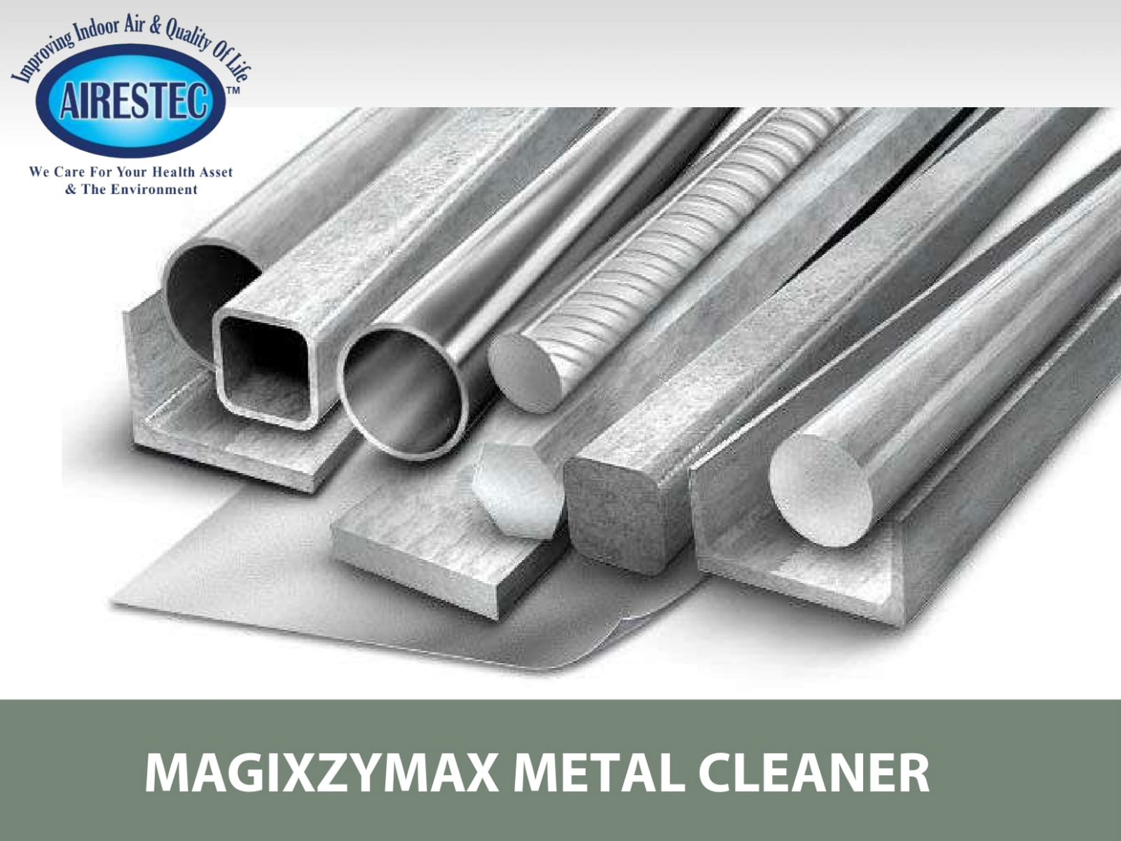 Magixzymax Metal Cleaner