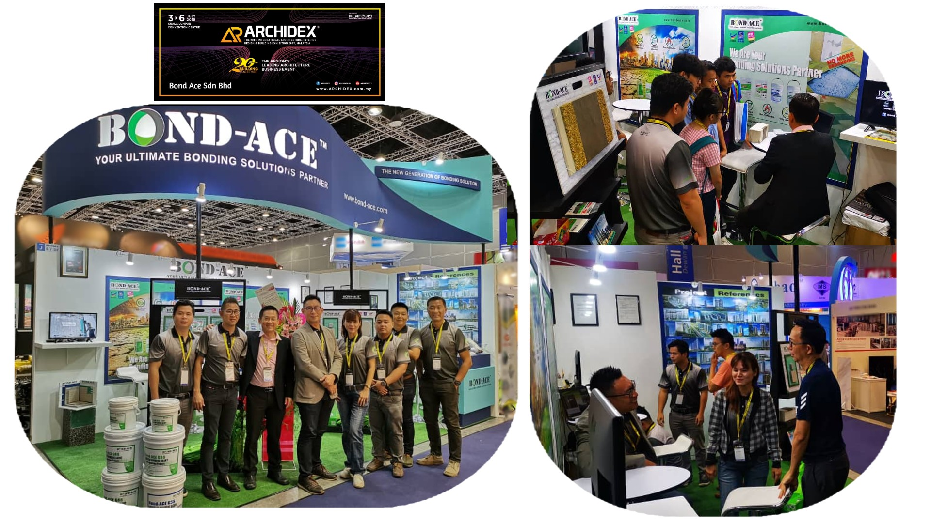 Bond Ace Sdn Bhd | Builtory Bonding Agent Manufacturer and